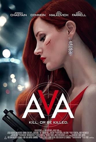 Ava (2020) 1080p BluRay x265 HEVC 10bit AAC 5.1 - Tigole