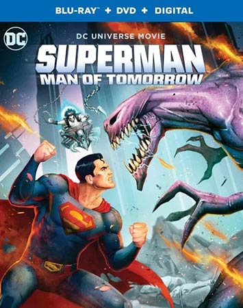 Superman Man of Tomorrow (2020) 1080p BluRay x265 HEVC 10bit EAC3 5.1 - SAMPA