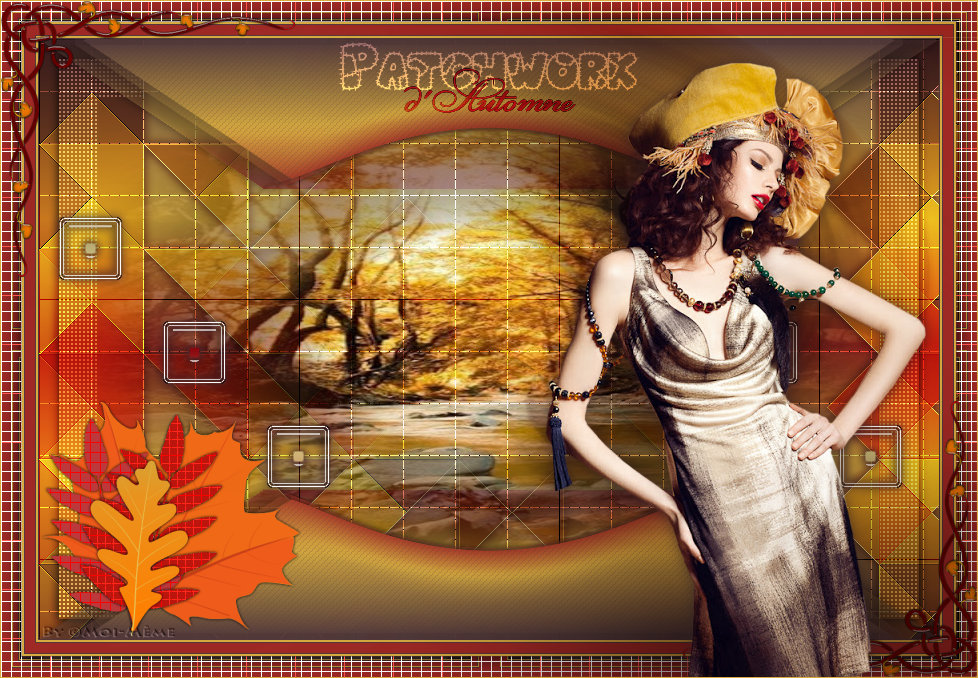 patchwork automne 2