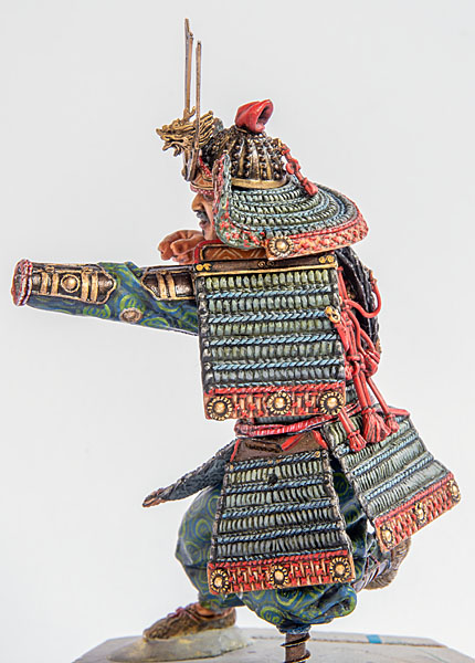 Samouraï archer Pegaso 90 mm : terminé - Page 2 20092305543614703417033663