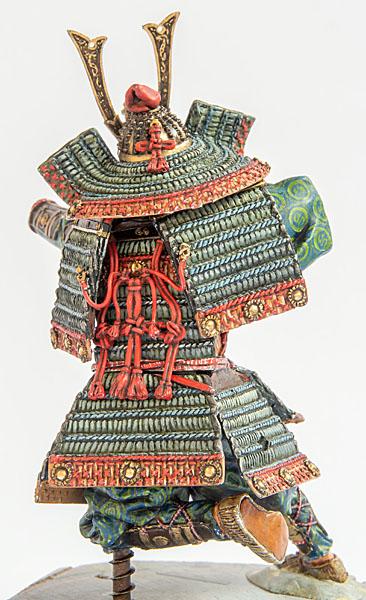 Samouraï archer Pegaso 90 mm : terminé - Page 2 20092305543614703417033664