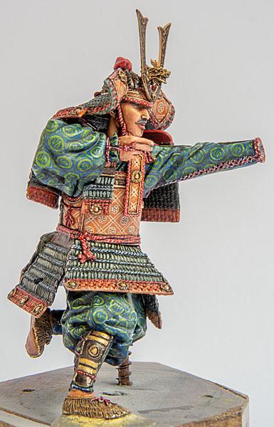 Samouraï archer Pegaso 90 mm : terminé - Page 2 20092305543714703417033665