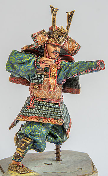 Samouraï archer Pegaso 90 mm : terminé - Page 2 20092305543714703417033666