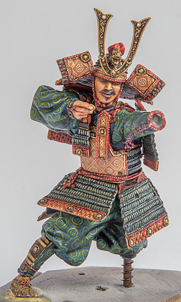 Samouraï archer Pegaso 90 mm : terminé - Page 2 20092305543714703417033667