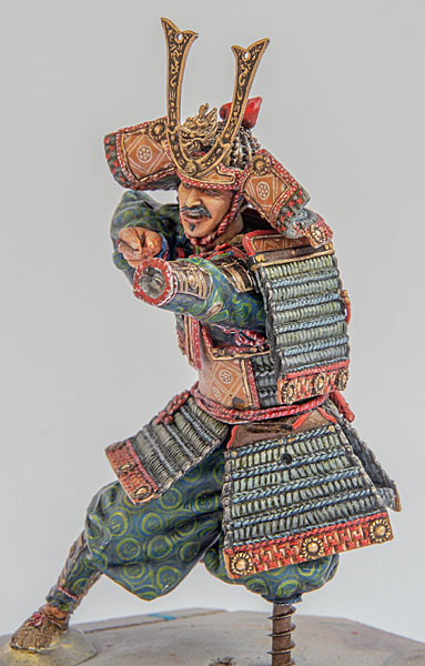 Samouraï archer Pegaso 90 mm : terminé - Page 2 20092305543814703417033668