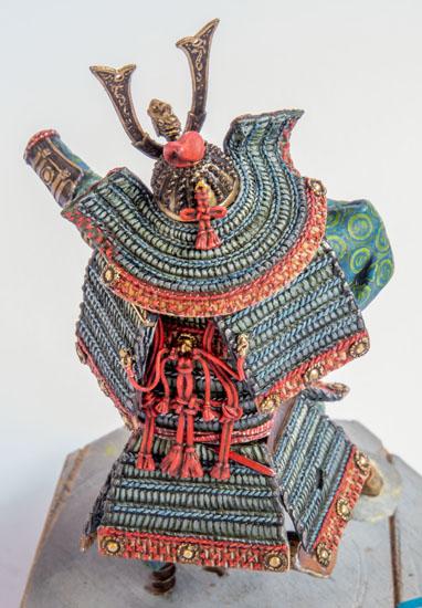 Samouraï archer Pegaso 90 mm : terminé - Page 2 20092305543814703417033669