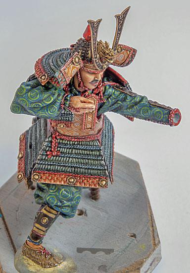 Samouraï archer Pegaso 90 mm : terminé - Page 2 20092305543814703417033670