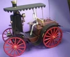 la voiturette d'Amédée BOLLEE-fils 2009271114597271317047154