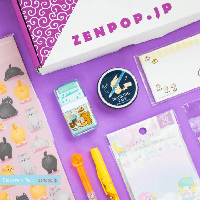 box zenpop