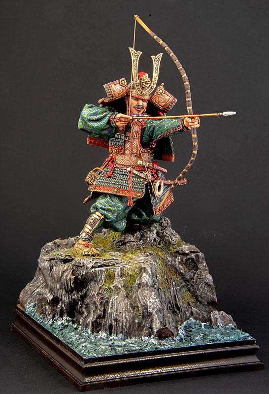 Samouraï archer Pegaso 90 mm : terminé - Page 2 20100102422114703417060542