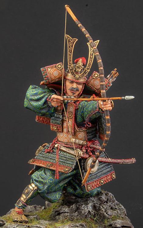Samouraï archer Pegaso 90 mm : terminé - Page 2 20100102422114703417060544