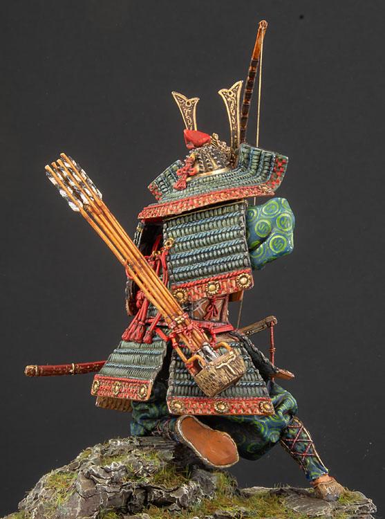 Samouraï archer Pegaso 90 mm : terminé - Page 2 20100102422314703417060548