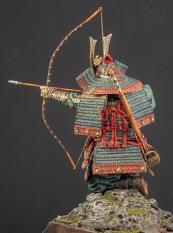 Samouraï archer Pegaso 90 mm : terminé - Page 2 20100102422314703417060550