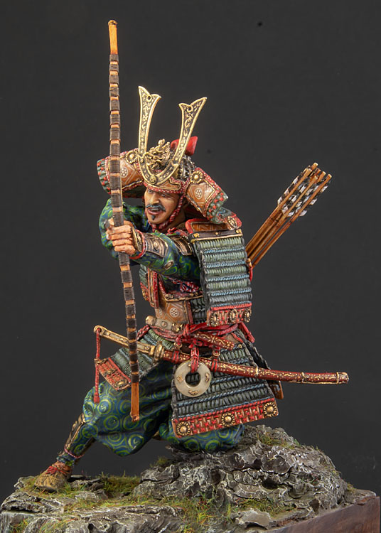 Samouraï archer Pegaso 90 mm : terminé - Page 2 20100102422514703417060556