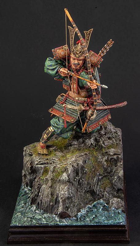 Samouraï archer Pegaso 90 mm : terminé - Page 2 20100102422614703417060560