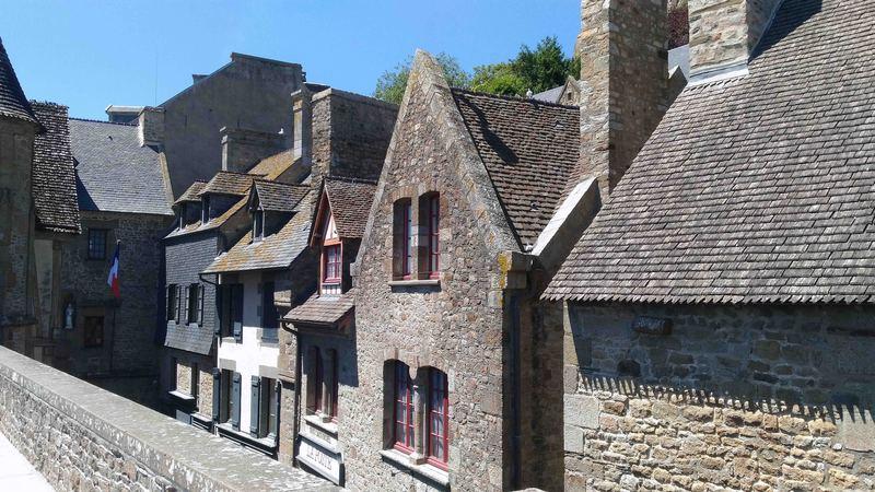 Photos de détails du Mont Saint Michel 20100109313923648417060170