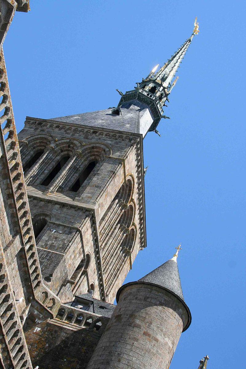 Photos de détails du Mont Saint Michel 20100109315923648417060175
