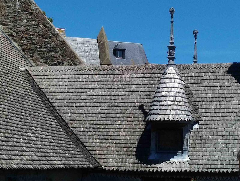 Photos de détails du Mont Saint Michel 20100109321223648417060179