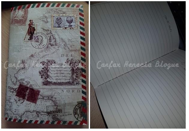 cahier bullet journal