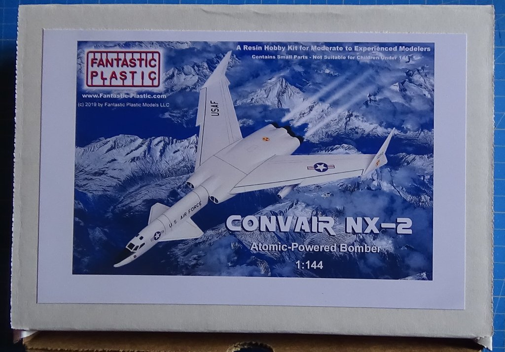 Derniers Achats - Page 17 85i0Kb-Convair-NX-2-01