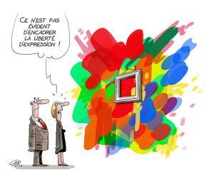 LibertéD'Expression...