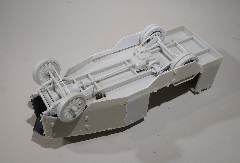 Le camion blinde Seabrook de 1914 (maquette Azimut en résine 1/35) I661Kb-Seab54