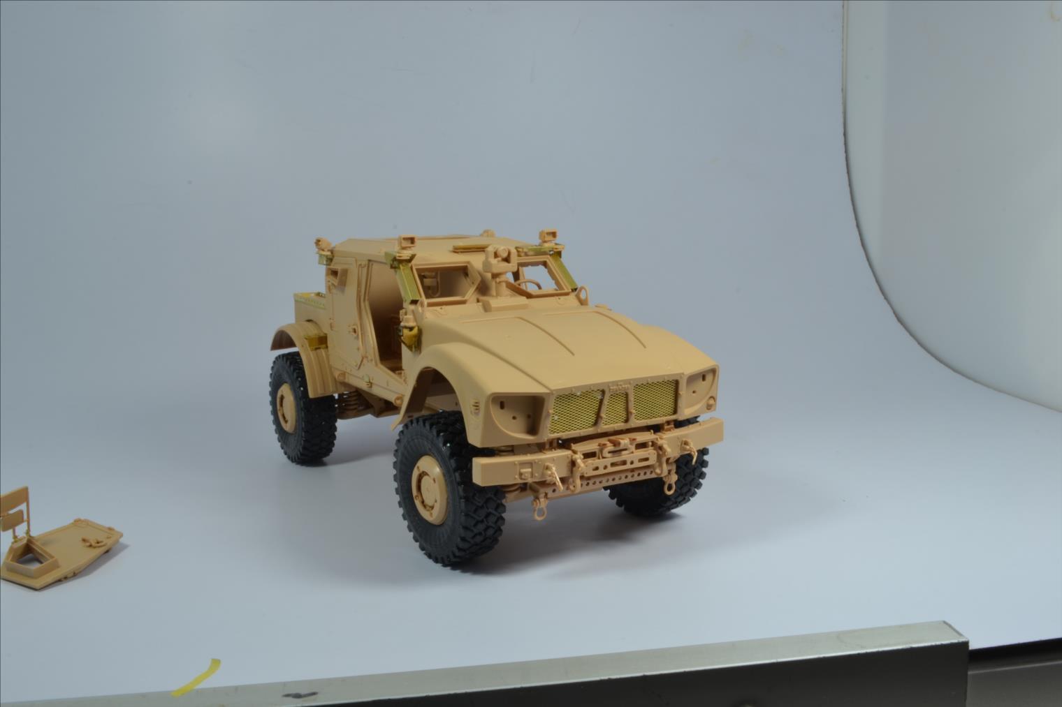 M 1240 A1 M-ATV 1/35 (RFM) - Page 2 20101407564522494217082150