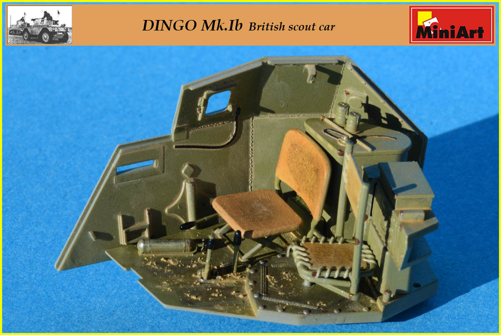 [Terminé] DINGO Mk.Ib British scout car ÷ MiniArt ÷ 1/35 2010160839075585017084727