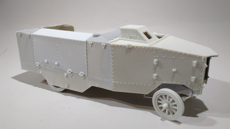Le camion blinde Seabrook de 1914 (maquette Azimut en résine 1/35) RmU3Kb-Seab57