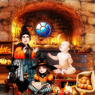 WITCH COTTAGE - jeudi 29 octobre / thursday october 29th 20102906375019599817101377