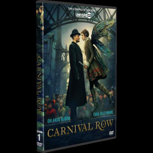 Carnival Row Saison 1