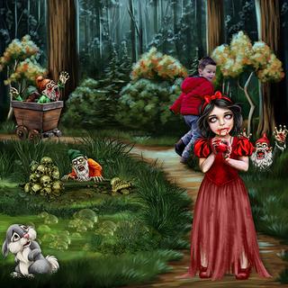 WALKING UNDEAD GNOME - lundi 2 novembre / monday november 2nd 20110508542819599817110719