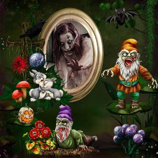 WALKING UNDEAD GNOME - lundi 2 novembre / monday november 2nd 20110508543219599817110722