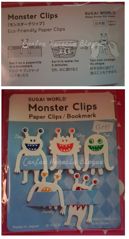 monster clips