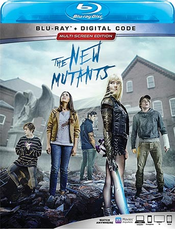 The New Mutants (2020) 1080p BDRip x265 10bit TrueHD 7.1 Atmos - Erie [TAoE]