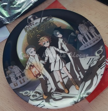 assiette the promised neverland