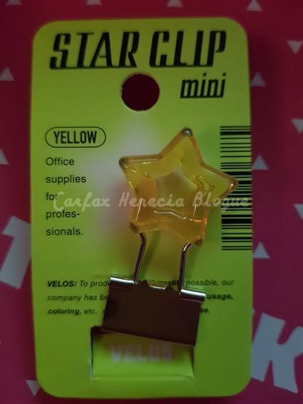 star mini clip