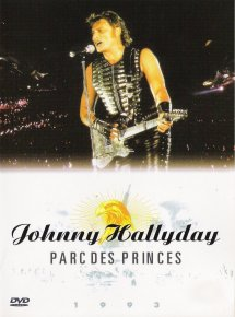 Johnny Hallyday - Parc des Princes 1993