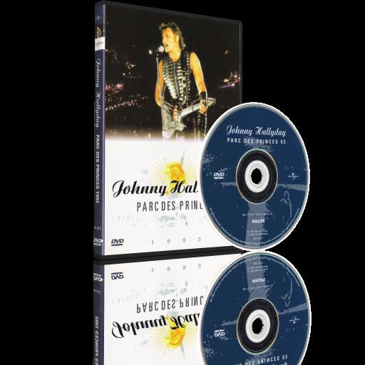 Johnny Hallyday - Parc des Princes 1993