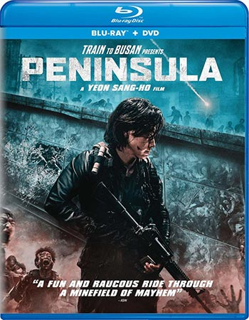 Train to Busan Presents Peninsula 2020 1080p BluRay x265 HEVC 10bit AAC 7.1 Korean - Tigole