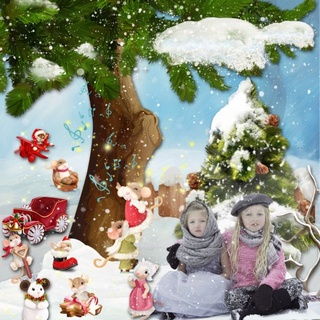 THE WINTER OF THE LITTLE MICE - lundi 23 novembre / monday november 23 th 20112310583119599817139681