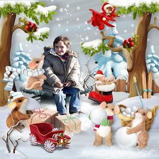 THE WINTER OF THE LITTLE MICE - lundi 23 novembre / monday november 23 th 20112310584919599817139688