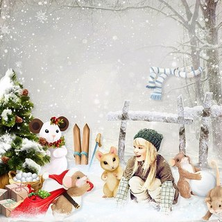 THE WINTER OF THE LITTLE MICE - lundi 23 novembre / monday november 23 th 20112310590419599817139693