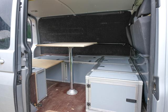 [VENDU] Vends Kit coffres-lit-table pour T5 T6 2011250913551058617142738