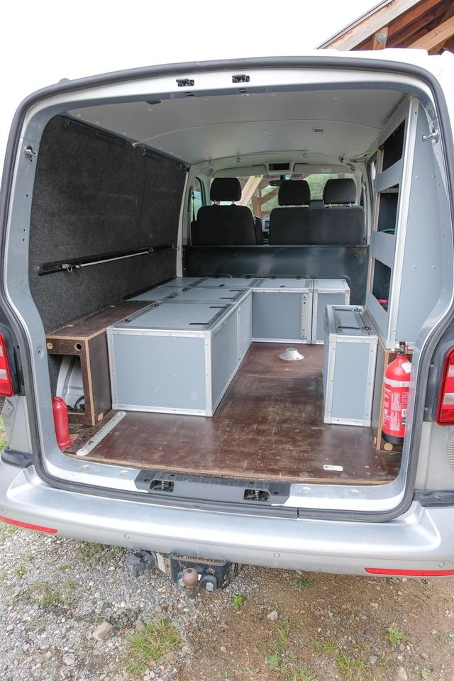 [VENDU] Vends Kit coffres-lit-table pour T5 T6 2011250913551058617142739