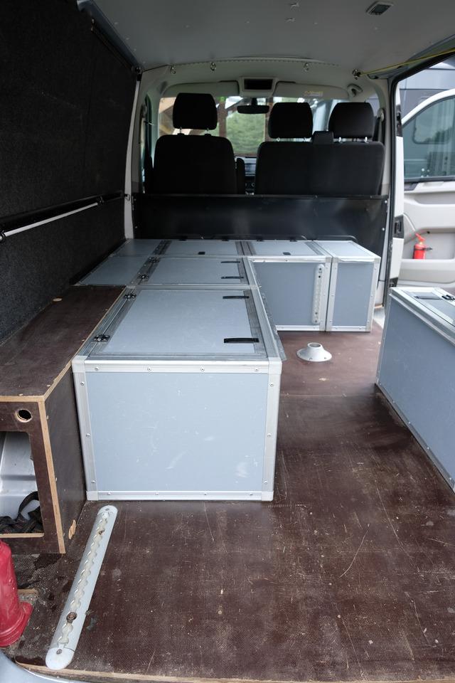 [VENDU] Vends Kit coffres-lit-table pour T5 T6 2011250914071058617142742