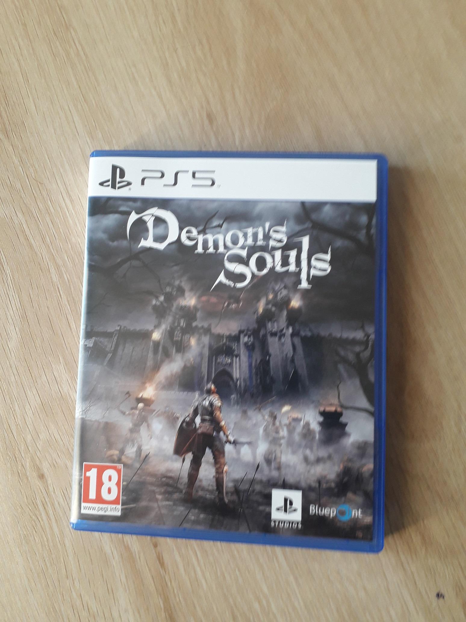 [VDS]Sony Myrage shop : Demon souls PS5 50E fdpIN 20112911593218463317148217