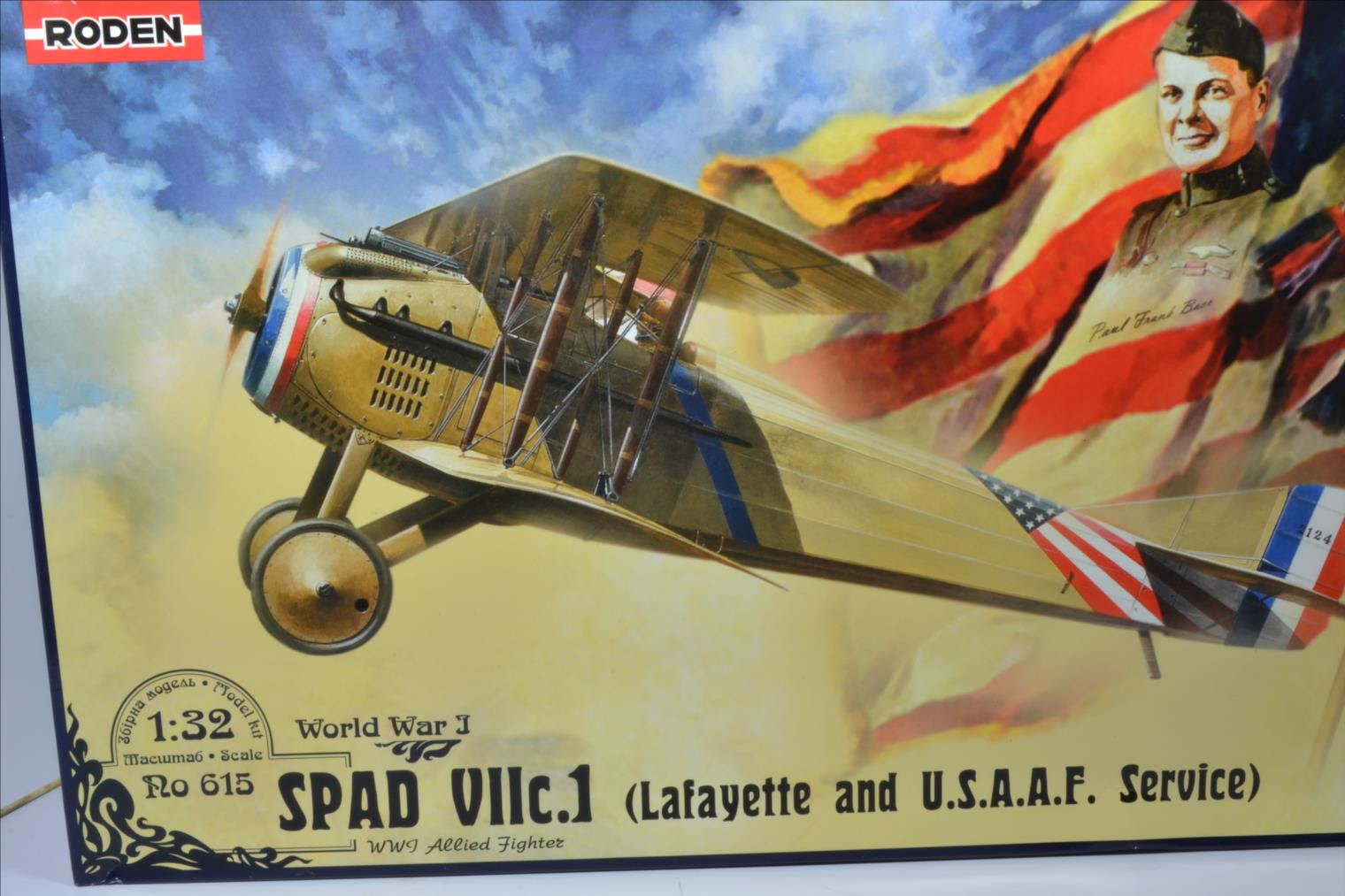 SPAD VIIc1 (RODEN 1/32) 20120109363522494217151807