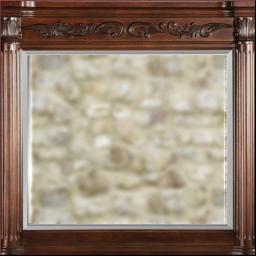 Miroir Gothique pierre