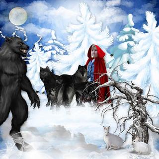 FULL MOON NIGHT IN WINTER - lundi 30 novembre / monday november 30th 20121111293119599817166625